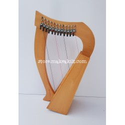 12 STRING CELTIC  HARP