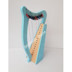 12 STRING CELTIC  HARP IRISH HARP