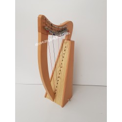 NEW 15 STRING CELTIC BABY HARP
