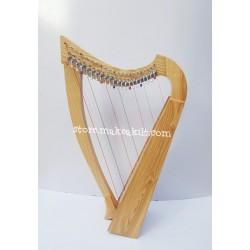 NEW 22 STRING CELTIC  HARP IRISH HARP MADE WITH BEECH WOOD