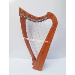 NEW 22 STRING CELTIC  LEVER HARP IRISH HARP MADE WITH MAHOGANY WOOD
