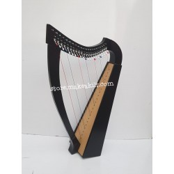 NEW 22 STRING CELTIC  LEVER HARP IRISH HARP MADE WITH ASH WOOD