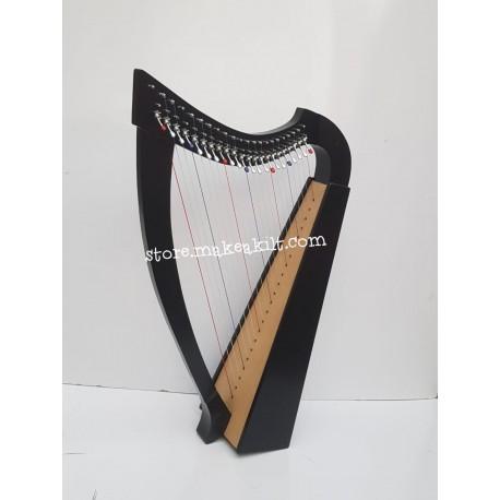 NEW 22 STRING CELTIC  LEVER HARP IRISH HARP MADE WITH ASH WOOD