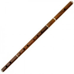 Traditional Irish Flute pratton style Rosewood with Tuning Slide