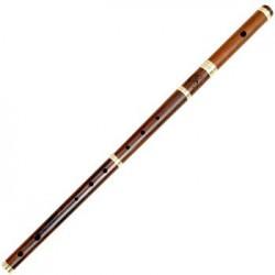 Traditional Irish Flute DD Rose wood, Tuning Slide