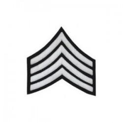 Major Stripes Badge