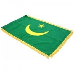 Full Sized Flag: Mauritiania