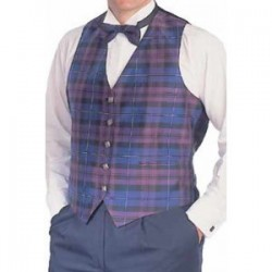 Waistcoats(Any Tartan, All Wool)