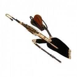 Uilleann Pipes, Full Set, Blackwood