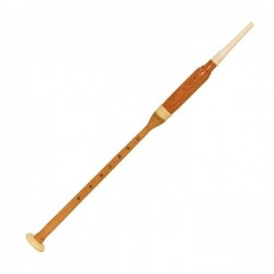 Long Practice Chanter, Cocus Wood