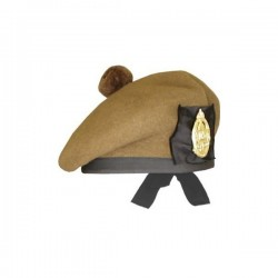 Canadian Khaki Balmoral Hat