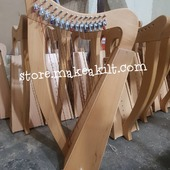 Collection of Beautiful Celtic Irish Lever harps for sale has been a favorite of harpists of all skill levels. An affordable  Harp for the student and Expert. •website: store.makeakilt.com •Email Us: sales@makeakilt.com  #harpist  #music #harpa #harper  #lyraheartstrings #arpa #cheapprice #musicinstrument #celticharp #leverharps  #irishharp #folkmusik #music #harpmaker #harpplayer  ##classicalmusic #classicalmusician #scottish  #lyre #lyreharp #folkharp #lapharp #harpist  #harp #babyharp #studentharps #harpforsale #harpmaster #harpteacher