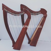 New 22  String Celtic Lever Irish Harp For Sale. •New 22 String  Lever Harp, Made With Seasoned Rose Wood, •Beautiful Designn, HandMade, Pure Treble And Warm Bass. •Comes With carry bag And Tunning Keys Extra String Set. •We Also Deal Wholesale Buyers •Custom Made Color. •Free Print Company Logo.  Email Us: makeakilt@gmail.com  #harpist  #music #harpa #harper  #lyraheartstrings #arpa #cheapprice #musicinstrument #celticharp #leverharps  #irishharp #folkmusik #music #harpmaker #harpplayer  ##classicalmusic #classicalmusician #scottish  #lyre #lyreharp #folkharp #lapharp #harpist  #harp #babyharp #studentharps #harpforsale #harpmaster #harpteacher