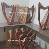Hi Valued Customers, Christmas and new year is approaching us to all. We decided handsome discount  on all our harps. Advance booking is opened for upcoming events, kindly let us know your demand of harps as soon as possible to avoid any inconvenience,  Our website link is https://store.makeakilt.com/265-celtic-irish-lever-harp  Email Us: sales@makeakilt.com  #harpist #harperseven #music #harpa #harper #lyraheartstrings #arpa #cheapprice #musicinstrument #celticharp #leverharps  #irishharp #folkmusik #music #harpmaker #harpplayer #harpa ##classicalmusic #classicalmusician #scottish  #lyre #lyreharp #folkharp #lapharp #harpist  #harp #babyharp #harpstudent #sale #harpmaster #harpteacher