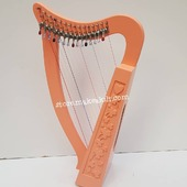 New 15 String Celtic Lever Irish Harp For Sale.  •New 15 String  Lever Harp, Made With Seasoned Beech Wood, •Beautiful Designn, HandMade, Pure Treble And Warm Bass. •Comes With carry bag And Tunning Keys Extra String Set. •We Also Deal Wholesale Buyers •Custom Made Color. •Free Print Company Logo. Email Us: makeakilt@gmail.com     #harpist #harperseven #music #harper #lyraheartstrings #arpa #cheapprice #musicinstrument #celticharp #leverharps  #irishharp #folkmusik #harpmaker #harpplayer #harpa ##classicalmusic #classicalmusician #scottish  #lyre #lyreharp #folkharp #lapharp #harpist  #harp #babyharp #harpstudent #sale #harpmaster #harpteacher #lapharp