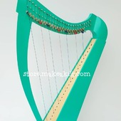 New 26 String Celtic Lever Harp This beautiful design made with Beechewood,  26 strings Lever Harp is ideal for all players from the discerning beginner to the more experienced session musician. The quality materials used ensure a durable yet lightweight body. . •website: store.makeakilt.com •Email Us: sales@makeakilt.com  #harpist  #music #harpa #harper  #lyraheartstrings #arpa #cheapprice #musicinstrument #celticharp #leverharps  #irishharp #folkmusik #music #harpmaker #harpplayer  ##classicalmusic #classicalmusician #scottish  #lyre #lyreharp #folkharp #lapharp #harpist  #harp #babyharp #studentharps #harpforsale #harpmaster #harpteacher