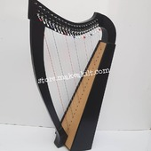New Black 22 String Celtic Lever Irish Harp For Sale.  •New 22 String  Lever Harp, Made With Seasoned Beech Wood, •Beautiful Designn, HandMade, Pure Treble And Warm Bass. •Comes With carry bag And Tunning Keys Extra String Set. •We Also Deal Wholesale Buyers •Custom Made Color. •Free Print Company Logo. 👇👇👇👇👇 https://store.makeakilt.com/celtic-irish-lever-harp/996-new-22-string-celtic-lever-harp-beautiful-color.html  Email Us: makeakilt@gmail.com  #harpist #harperseven #music #harpa #harper #lyraheartstrings #arpa #cheapprice #musicinstrument #celticharp #leverharps  #irishharp #folkmusik #music #harpmaker #harpplayer #harpa ##classicalmusic #classicalmusician #scottish  #lyre #lyreharp #folkharp #lapharp #harpist  #harp #babyharp #harpstudent #sale #harpmaster #harpteacher