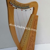 New 15 String Celtic Lever Irish Harp For Sale.  •New 15 String  Lever Harp, Made With Seasoned Beech Wood, •Beautiful Designn, HandMade, Pure Treble And Warm Bass. •Comes With carry bag And Tunning Keys Extra String Set.  Visit 👇👇👇👇👇 https://store.makeakilt.com/baby-harp/1058-new-15-string-celtic-lever-baby-harp.html  •We Also Deal Wholesale Buyers •Custom Made Color. •Free Print Company Logo. Email Us: makeakilt@gmail.com     #harpist #harperseven #music #harper #lyraheartstrings #arpa #cheapprice #musicinstrument #celticharp #leverharps  #irishharp #folkmusik #harpmaker #harpplayer #harpa ##classicalmusic #classicalmusician #scottish  #lyre #lyreharp #folkharp #lapharp #harpist  #harp #babyharp #harpstudent #sale #harpmaster #harpteacher #lapharp