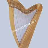 New 29 String Celtic Lever Irish Harp For Sale. •New 29 String  Lever Harp, Made With Seasoned Ash Wood, •Beautiful Designn, HandMade, Pure Treble And Warm Bass. •Comes With carry Bag And Tunning Keys Extra String Set. •We Also Deal Wholesale Buyers •Custom Made Color. •Free Print Company Logo. Email Us: makeakilt@gmail.com  #harpist  #music  #harper #arpa #cheapprice #musicinstrument #celticharp #leverharps  #irishharp #folkmusik  #harpmaker #harpplayer #harpa ##classicalmusic #classicalmusician #scottish  #lyre #lyreharp #folkharp #lapharp  #harp #babyharp #harpstudent #sale #harpmaster #harpteacher #harpstrings #